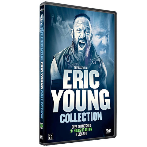 The Essentials Eric Young Collection DVD