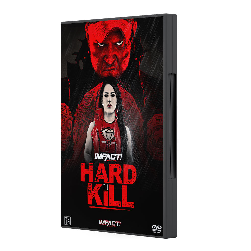 2019 HARD TO KILL DVD