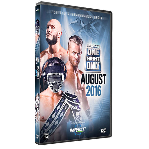 One Night Only : August 2016 DVD