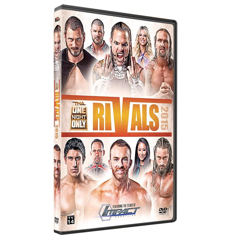 2015 One Night Only : Rivals DVD