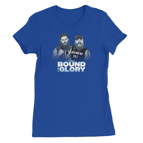 Bound For Glory 2020 - Deaners Women's Favourite T-Shirt