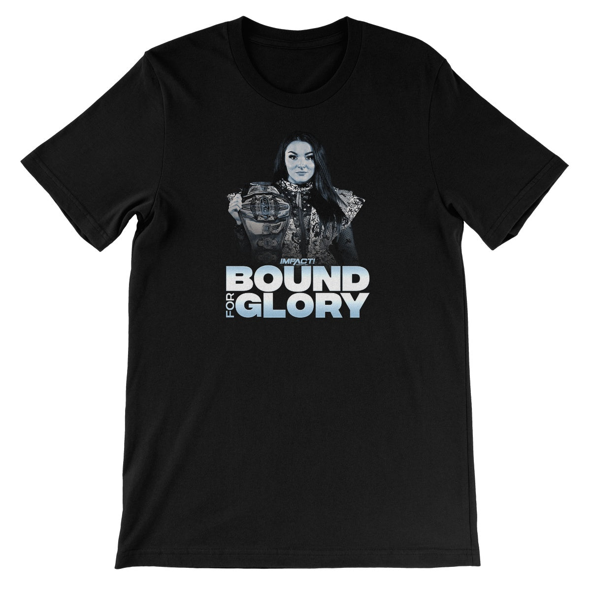 Bound For Glory 2020 - Deonna Unisex Short Sleeve T-Shirt