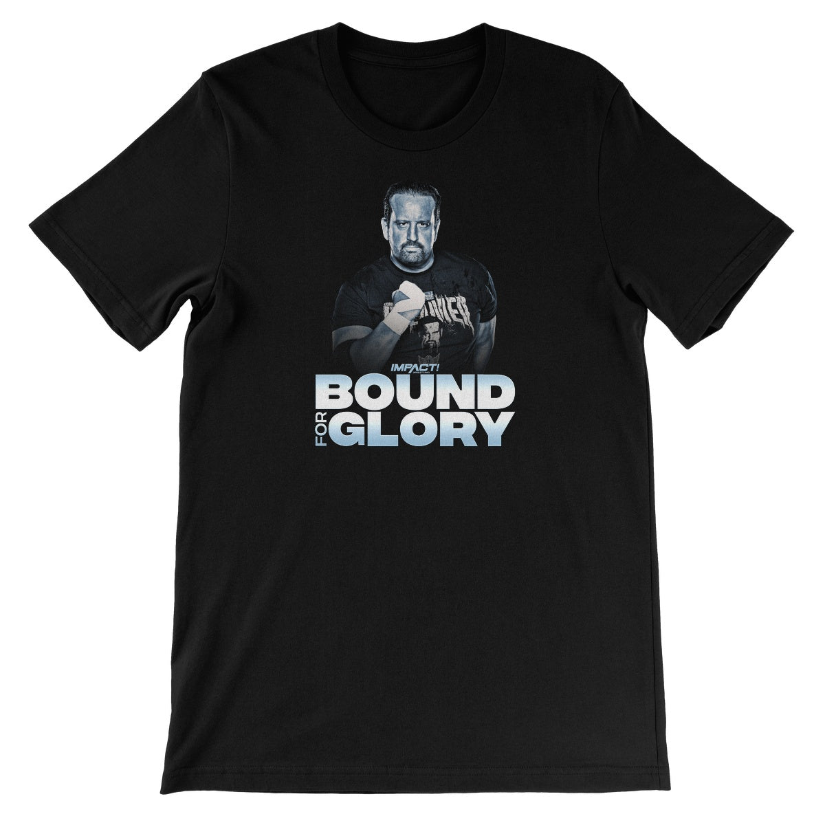 Bound For Glory 2020 - Tommy Dreamer Unisex Short Sleeve T-Shirt
