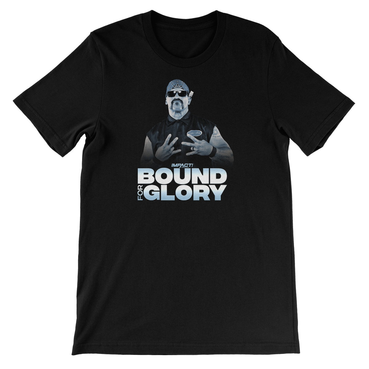 Bound For Glory 2020 - Hernandez Unisex Short Sleeve T-Shirt