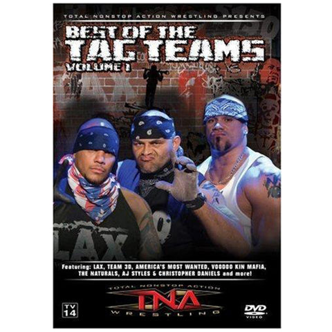 Best of the Tag Teams: Volume 1 DVD