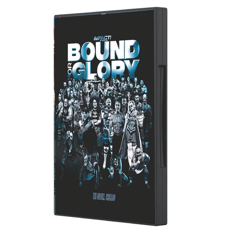 Bound For Glory 2019 DVD