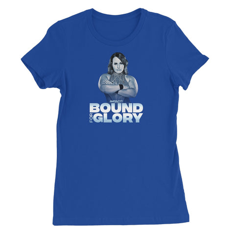 Bound For Glory 2020 - Jordynne Women's Favourite T-Shirt