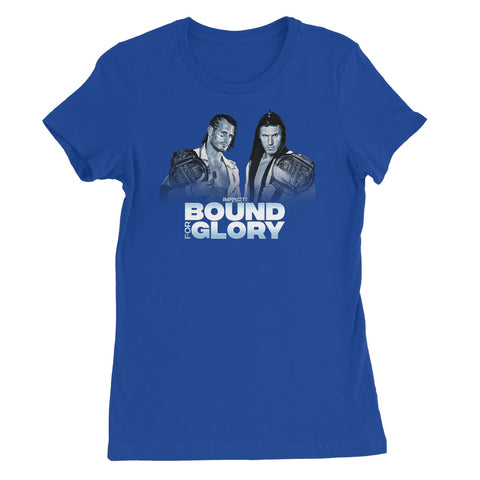 Bound For Glory 2020 - MCMG Women's Favourite T-Shirt