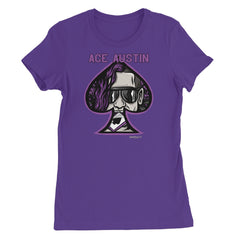 Ace Austin In Spade Women's Favourite T-Shirt