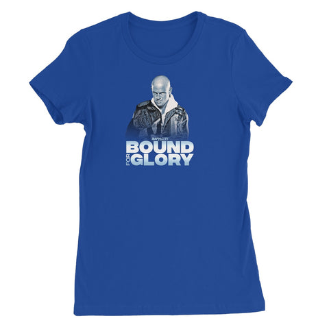 Bound for Glory 2020 - Eric Young Women's Favourite T-Shirt
