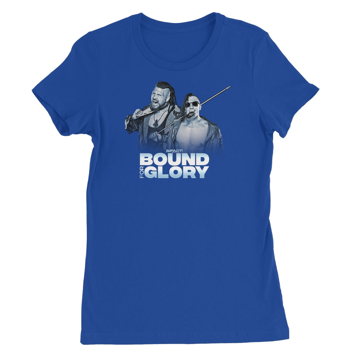 Bound For Glory 2020 - Fulton/Ace Women's Favourite T-Shirt