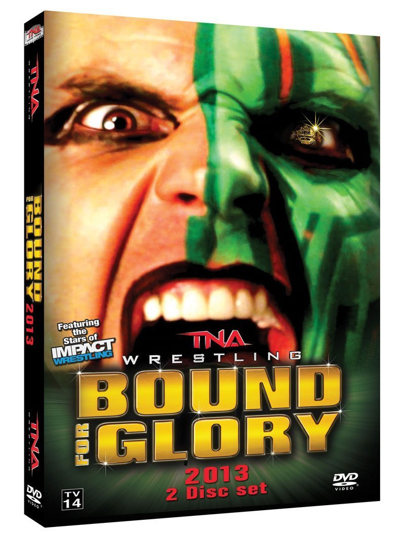 Bound For Glory 2013 Double Disk DVD