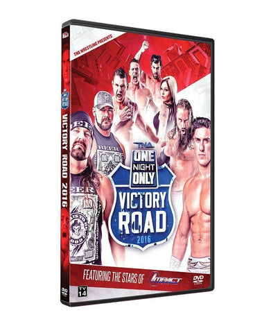 Victory Road 2016 Single Disk DVD