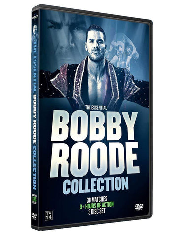 The Essentials Bobby Roode DVD