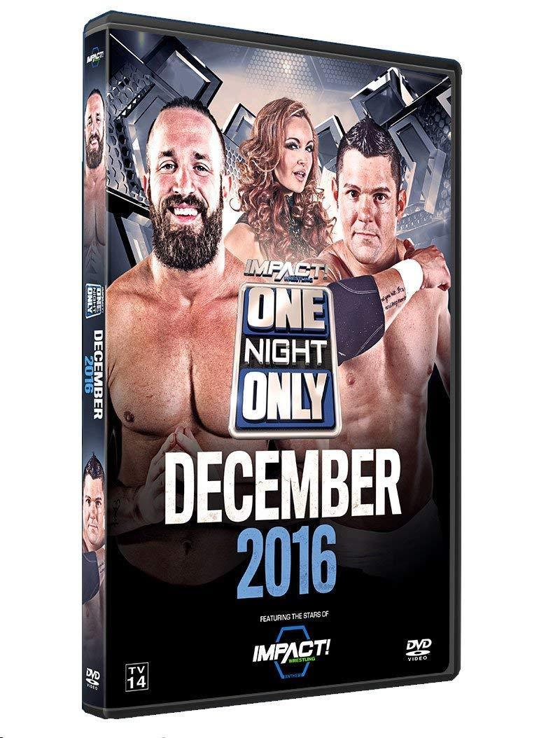 One Night Only : December 2016 DVD