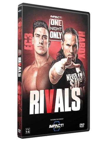 One Night Only: Rivals 2016 DVD