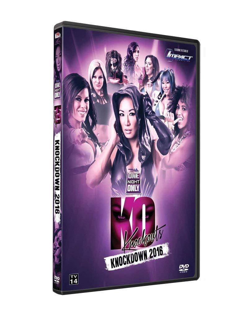 One Night Only : Knockouts Knockdown 2016 DVD