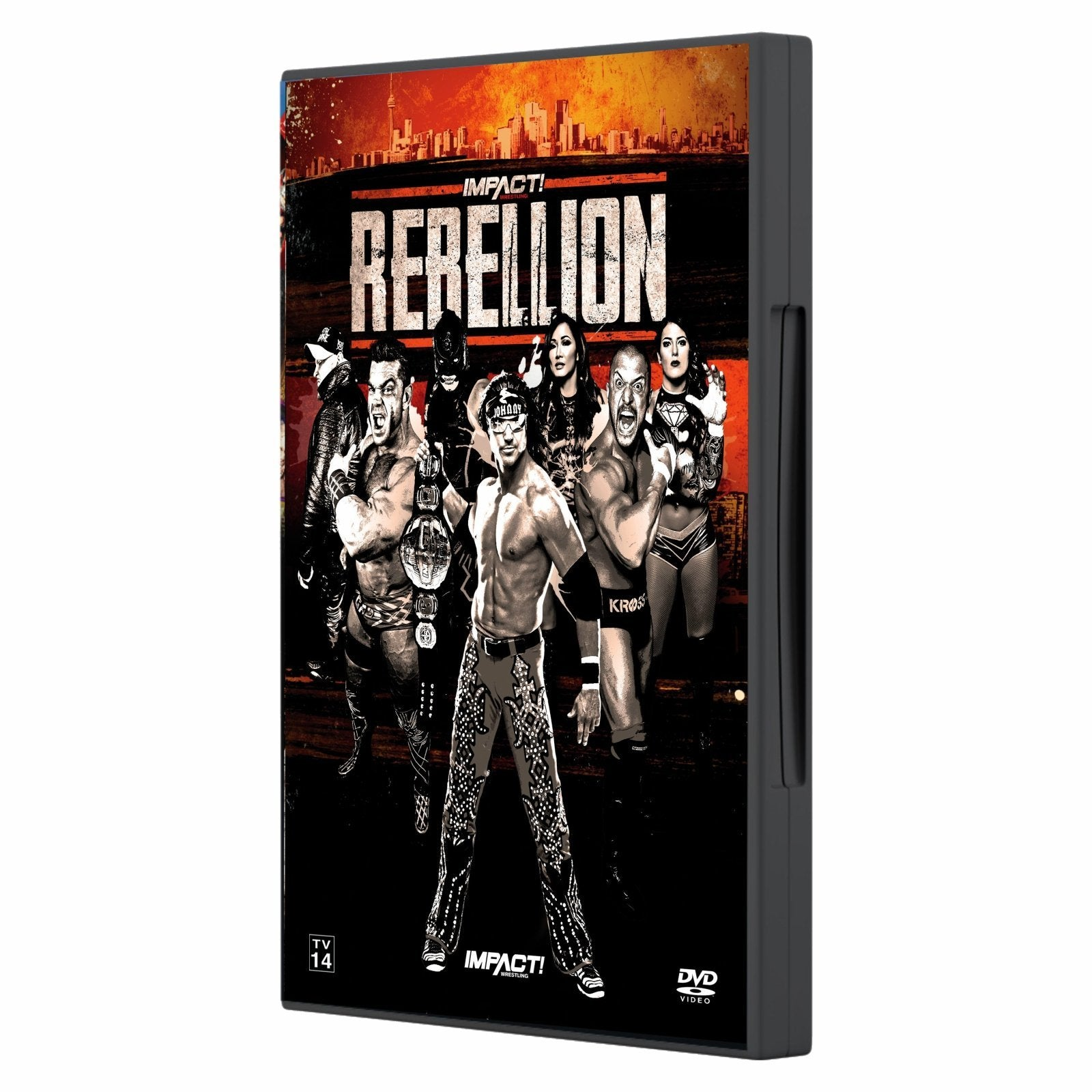 Rebellion DVD