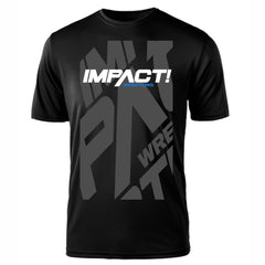 Impact Wrestling Shadow SS Tee - Black Horrizontal