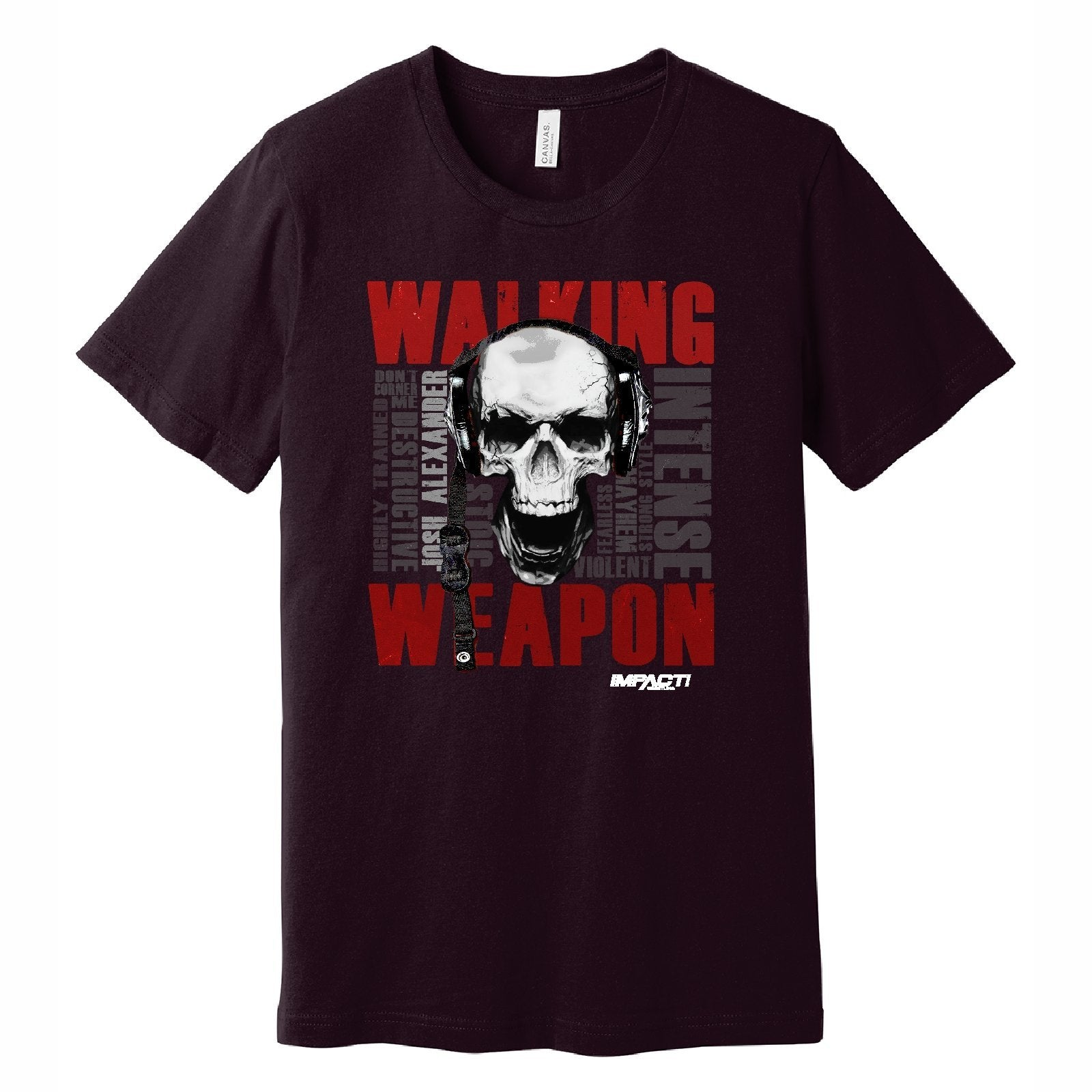 Walking Weapon SS Tee
