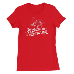 RASCALZ - Welcome Treehouse Women's Favourite T-Shirt