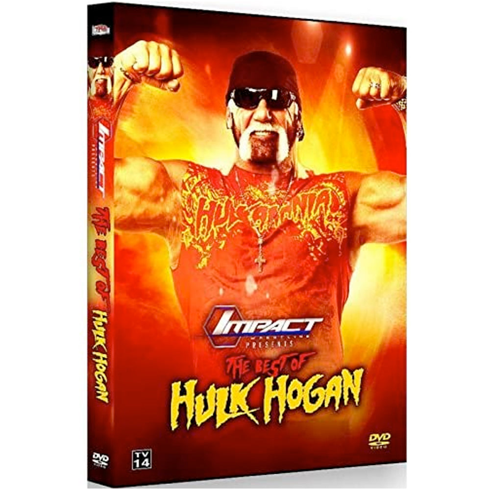 The Best of Hulk Hogan DVD