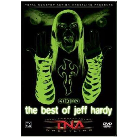 Enigma: The Best of Jeff Hardy DVD