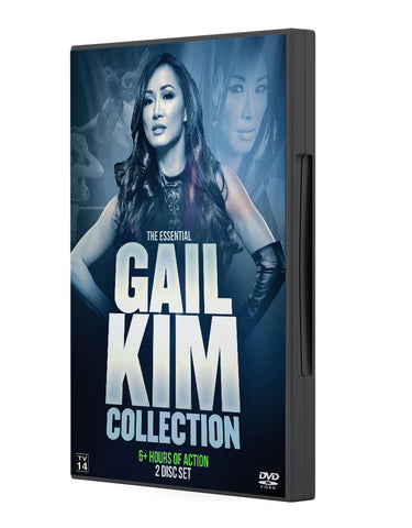 The Essentials Gail Kim Collection DVD (2 Disc)