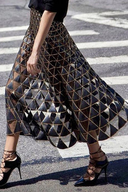 Fashion Perspective Skirt