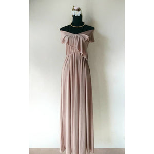 Missa Long Dress
