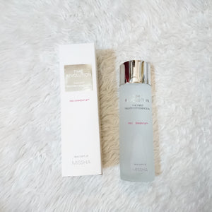 Authentic MISSHA Time Revolution Essence from Korea (150ml)