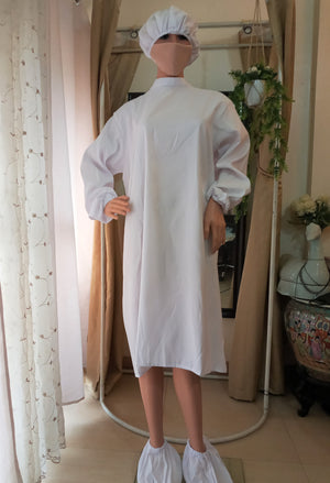 3-IN-1 ISOLATION GOWN MICROFIBER