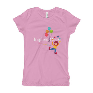 Girl's Live, Laugh, Party T-Shirt - FreedomDealz