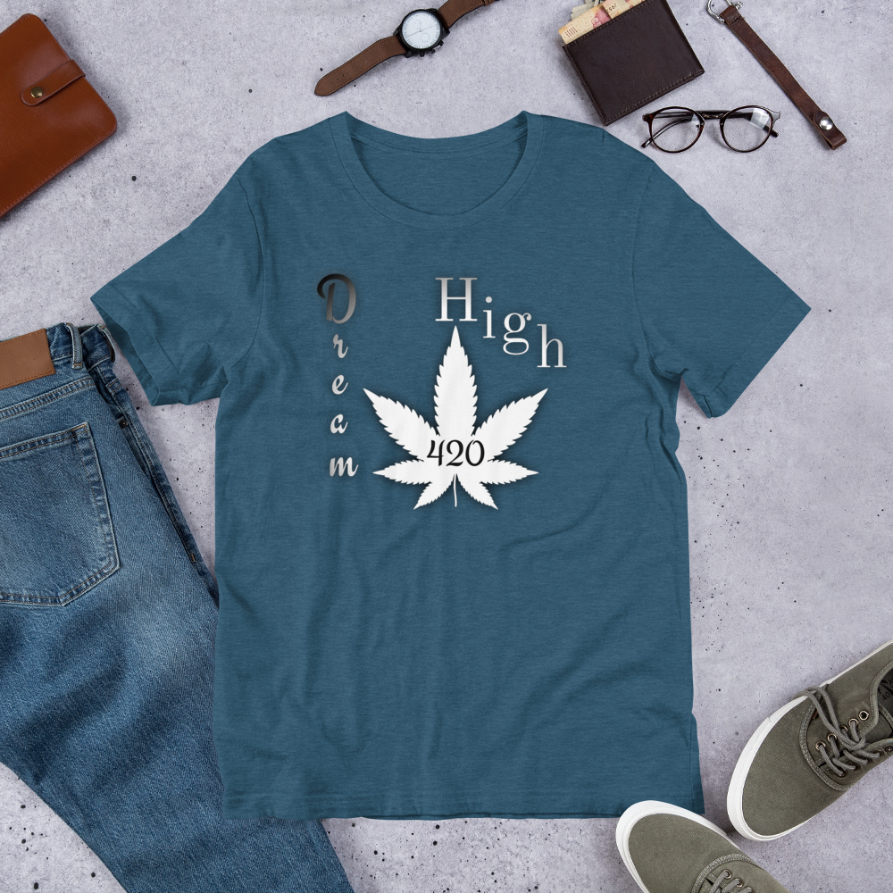 Short-Sleeve 420 Unisex T-Shirt - FreedomDealz