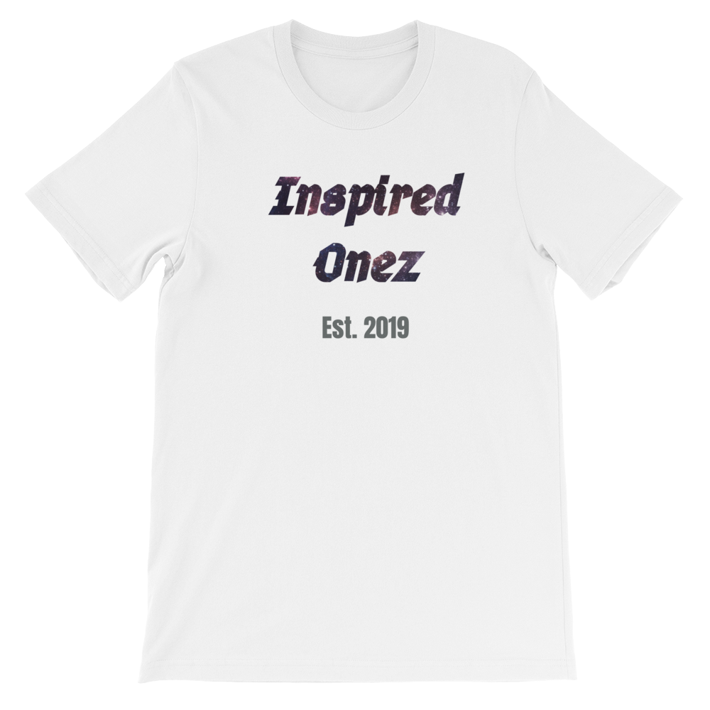 Galaxy Inspired Onez Short-Sleeve T-Shirt - FreedomDealz