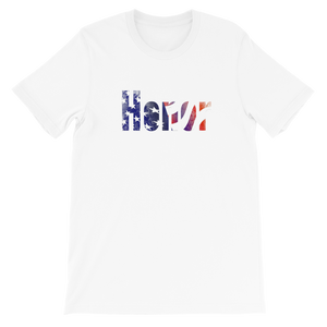 Honor Memorial day tee Short-Sleeve Unisex T-Shirt - FreedomDealz