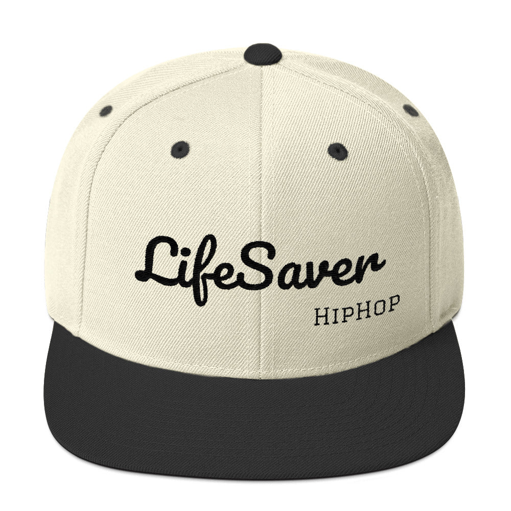 Lifesaver  Hip-Hop Snapback Hat - FreedomDealz