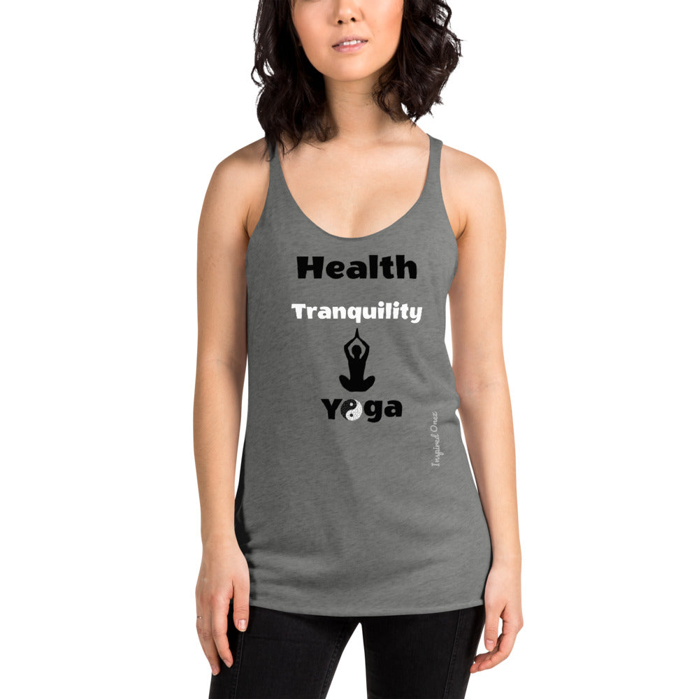 Women's Inspired onez Yoga tank - FreedomDealz