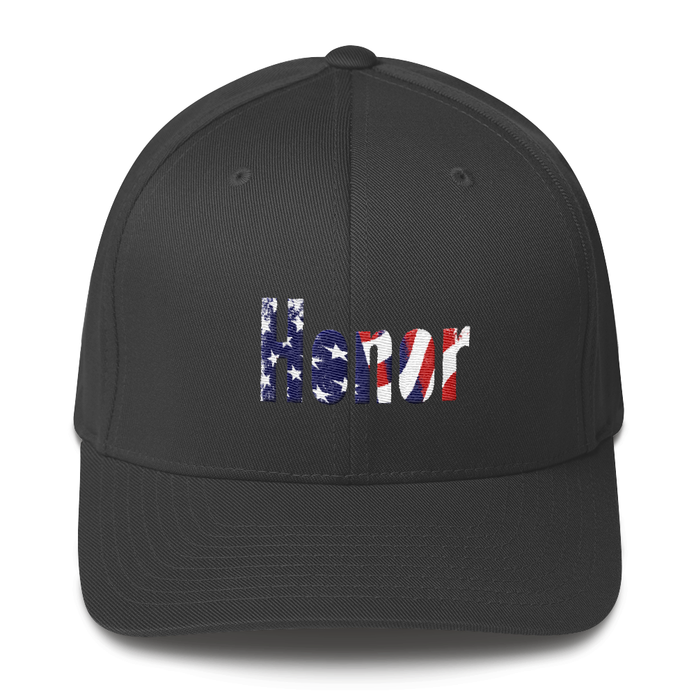 Honor Structured Cap - FreedomDealz