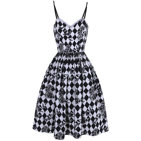Hauntley 50's Dress