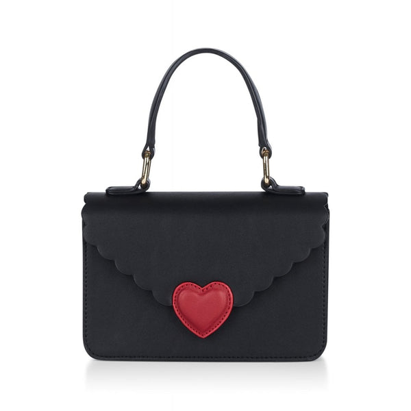 Martina Love Letter Satchel Bag
