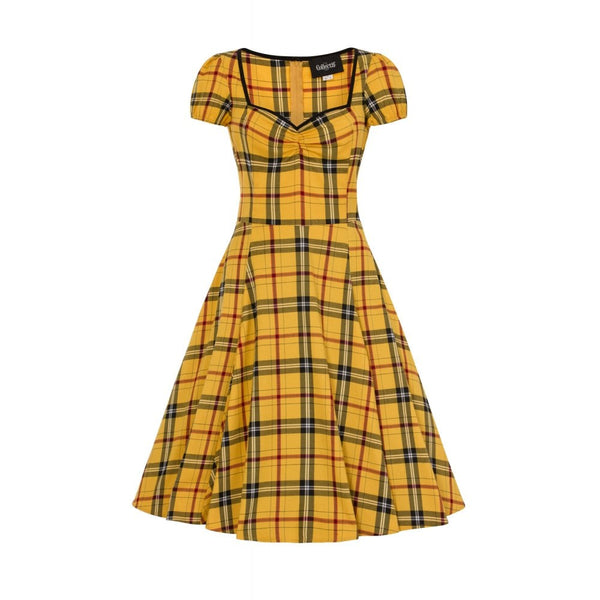 Mimi Clueless Check Doll Dress