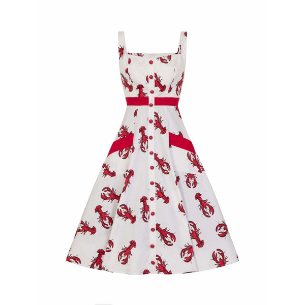 Sandrine Rock Lobster Swing Dress