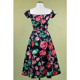 Josie Dress - English Rose