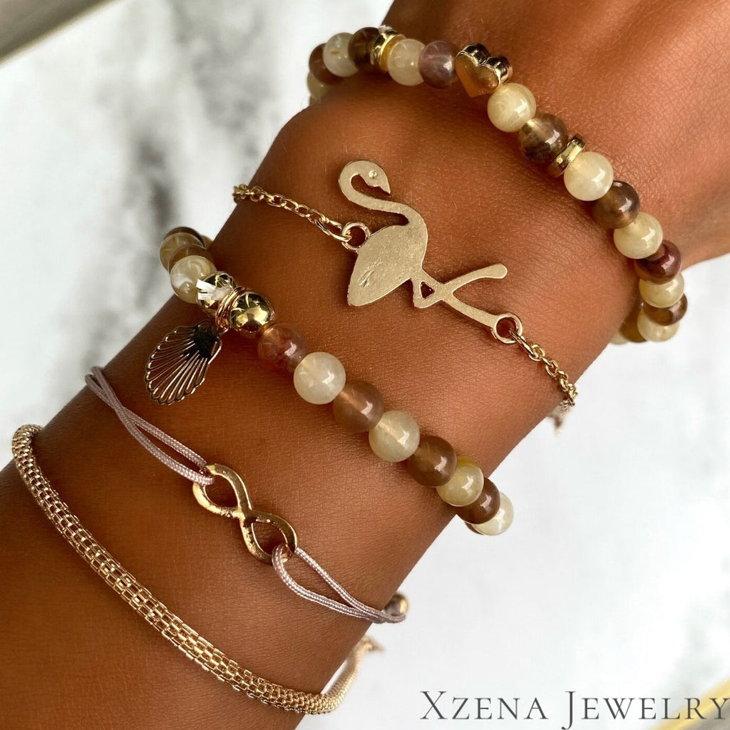 Armband Set little browni - Xzena