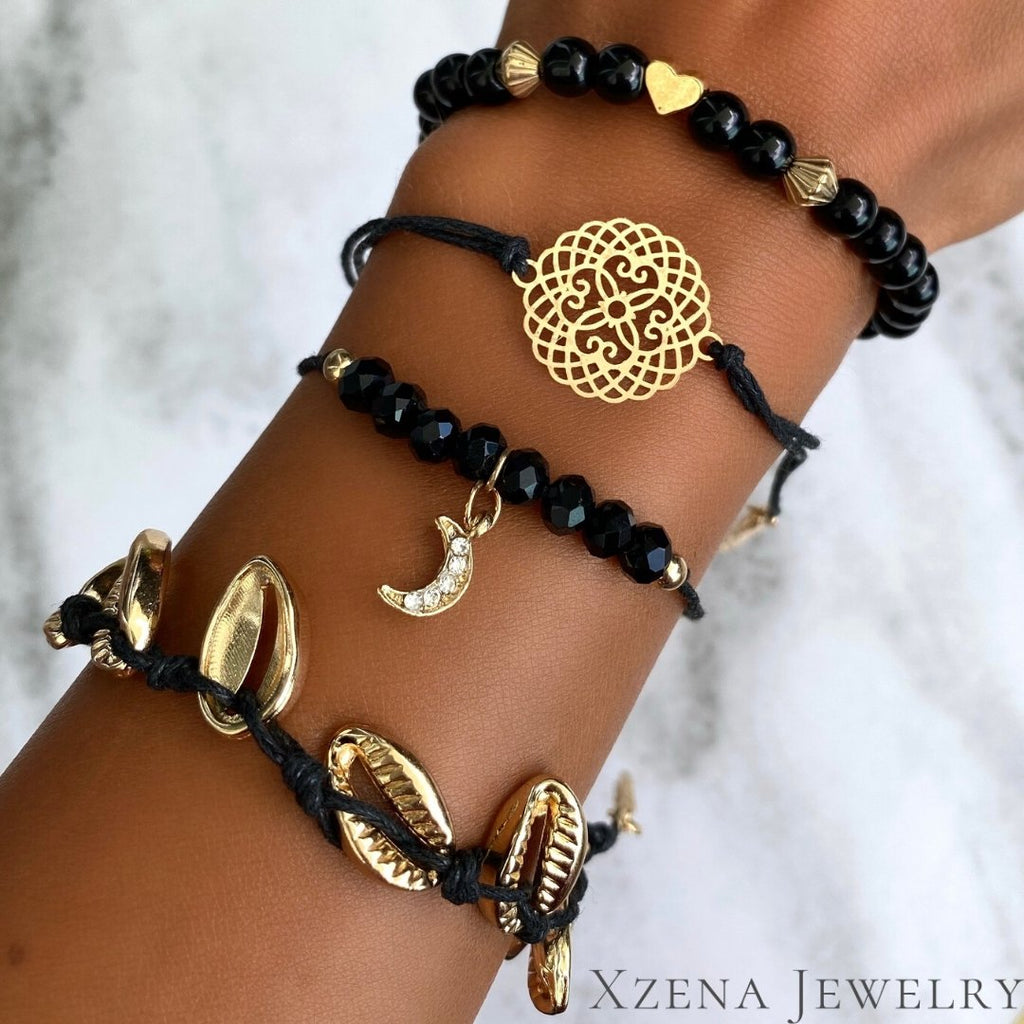 Armband Set Moonchild - Xzena