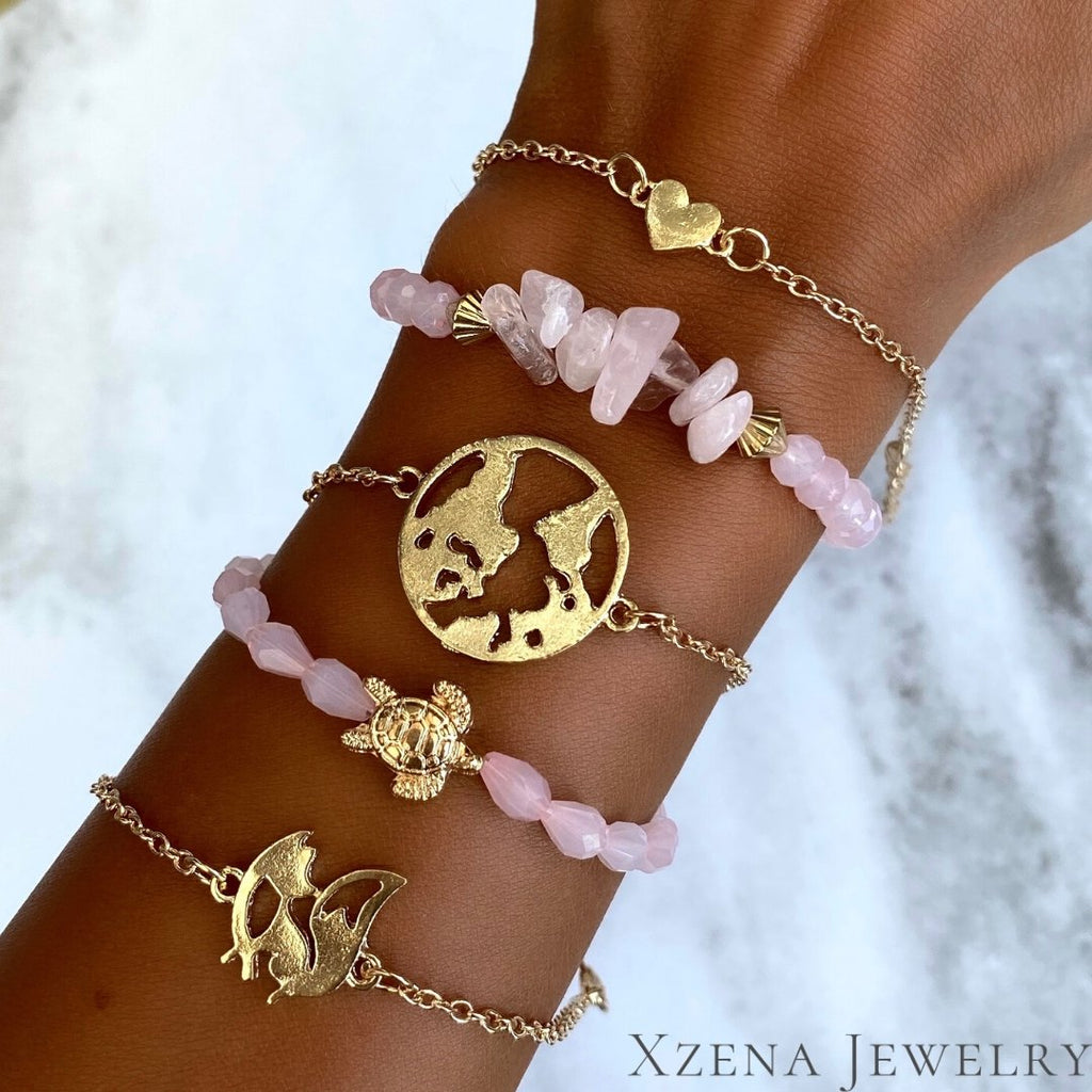 Armband Set Rose Love - Xzena