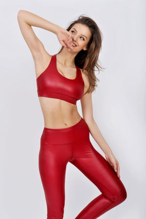 Shiny Red Set - Xzena