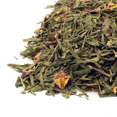 Kaika Cherry Sencha Green Tea 100g