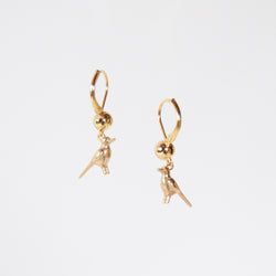 BABY BIRD EARRINGS